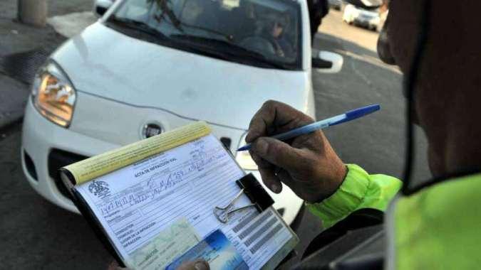 ¡Atención! Estos son los valores de las multas viales en la provincia de Mendoza